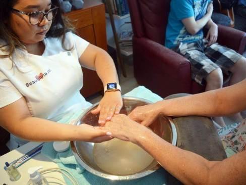 beautilina manicure