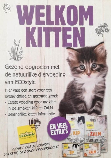 ecostyle welkom kitten