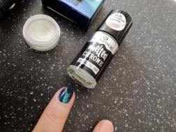 melted chrome nail powder essence