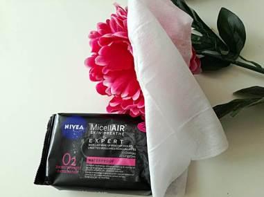 NIVEA MicellAIR Skin Breathe Expert reinigingsdoekjes (2)