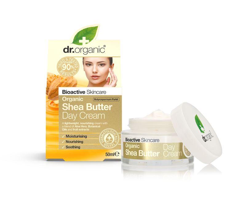 Shea Butter Day Cream