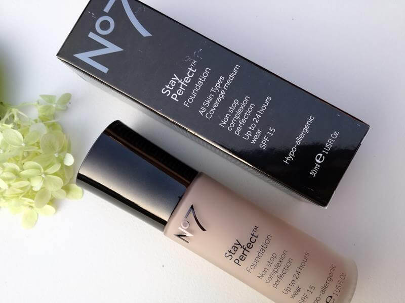 No7 Stay Perfect foundation Cool Ivory (3)