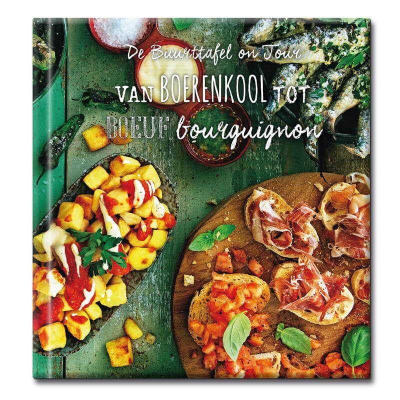 Cover van Boerenkool tot Boeuf Bourguignon