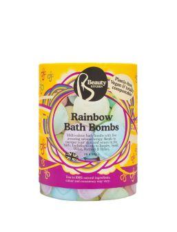 Rainbow Bath Bombs 1