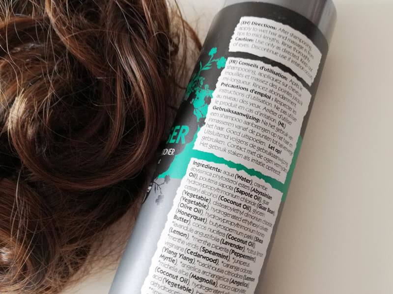 Beauty Kitchen shampoo