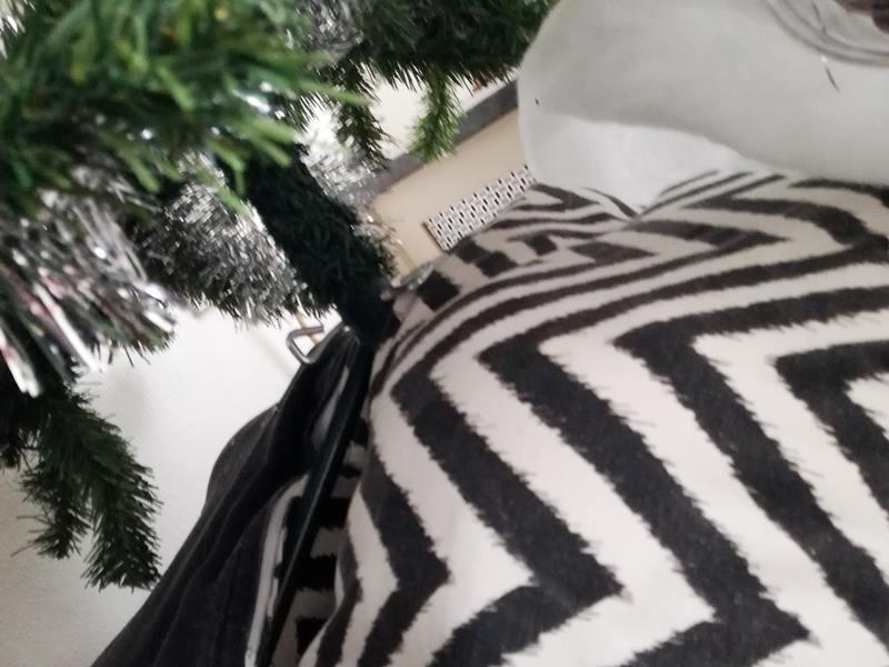 zakken onder kerstboom
