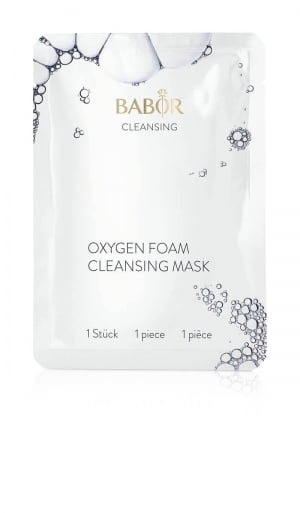 BABOR Cleansing Oxygen Foam Cleansing Mask- Reiniging en verzorging met funfactor 13 BABOR Cleansing Oxygen Foam Cleansing Mask BABOR Cleansing Oxygen Foam Cleansing Mask- Reiniging en verzorging met funfactor