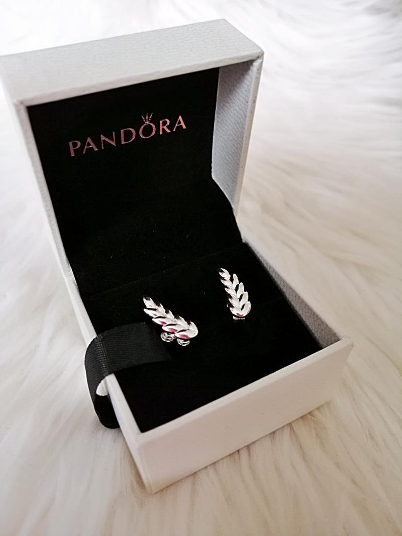 Mijn nieuwe oorbellen van Pandora! 21 pandora Mijn nieuwe oorbellen van Pandora!