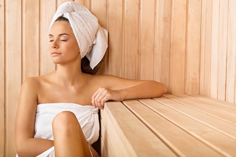 De Sauna, ook Goed voor je Huid! 13 sauna De Sauna, ook Goed voor je Huid!