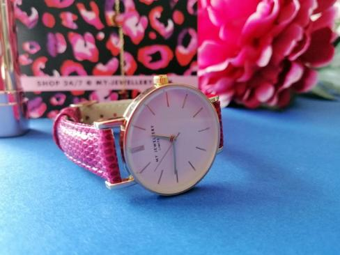 horloge fuchsia my jewellery (2)