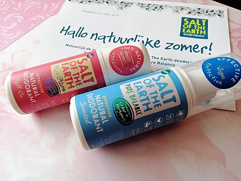 Natuurlijk de zomer tegemoet met Salt Of The Earth deodorant: Familie wordt uitgebreid met Pure Balance 11 salt of the earth Natuurlijk de zomer tegemoet met Salt Of The Earth deodorant: Familie wordt uitgebreid met Pure Balance