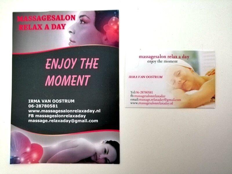 Een ontspannende massage bij Relax A Day 6 relax a day Een ontspannende massage bij Relax A Day