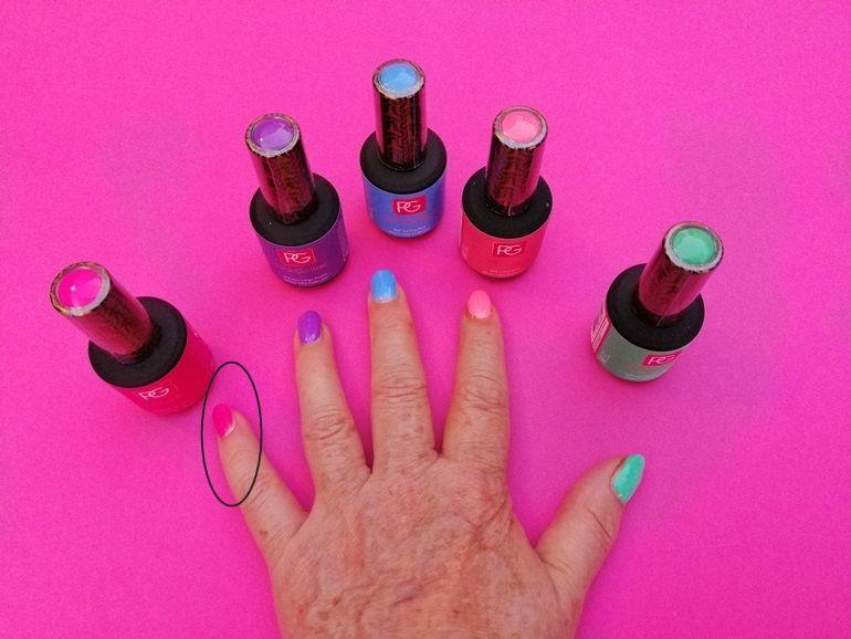 Pink Gellac Miami Vibe Collectie-Review 8 miami vibe Pink Gellac Miami Vibe Collectie-Review