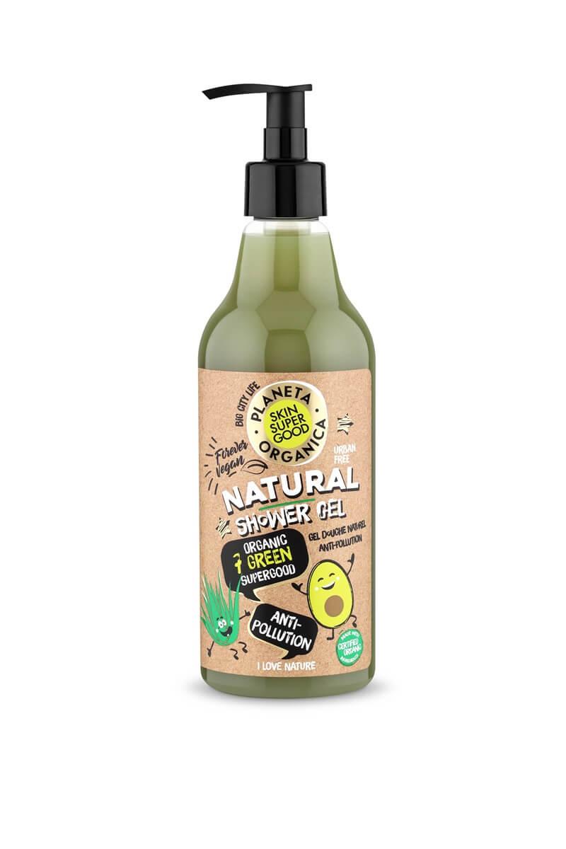 Planeta Organica Skin Super Good Natural Shower Gels 17 planeta Planeta Organica Skin Super Good Natural Shower Gels