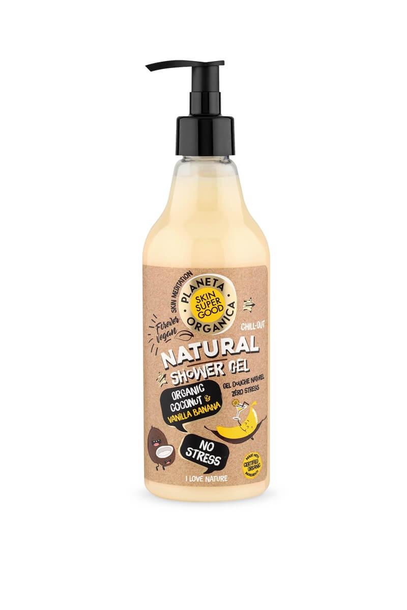 Planeta Organica Skin Super Good Natural Shower Gels 15 planeta Planeta Organica Skin Super Good Natural Shower Gels