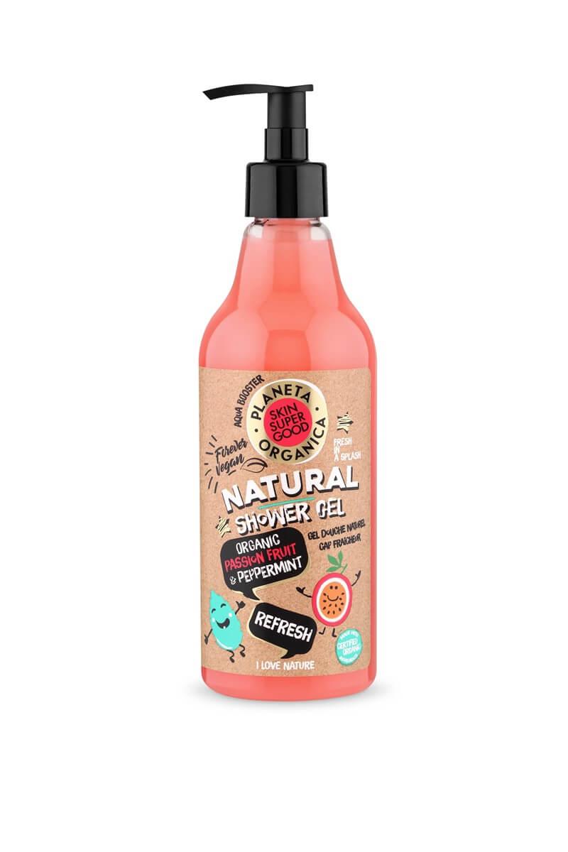 Planeta Organica Skin Super Good Natural Shower Gels 21 planeta Planeta Organica Skin Super Good Natural Shower Gels
