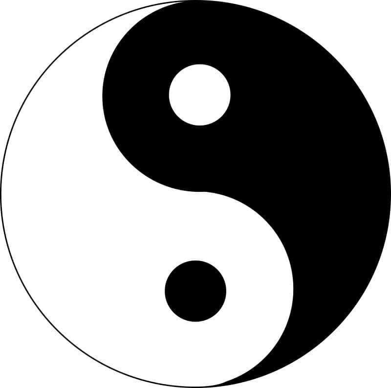 De betekenis van Yin en Yang 11 yin De betekenis van Yin en Yang