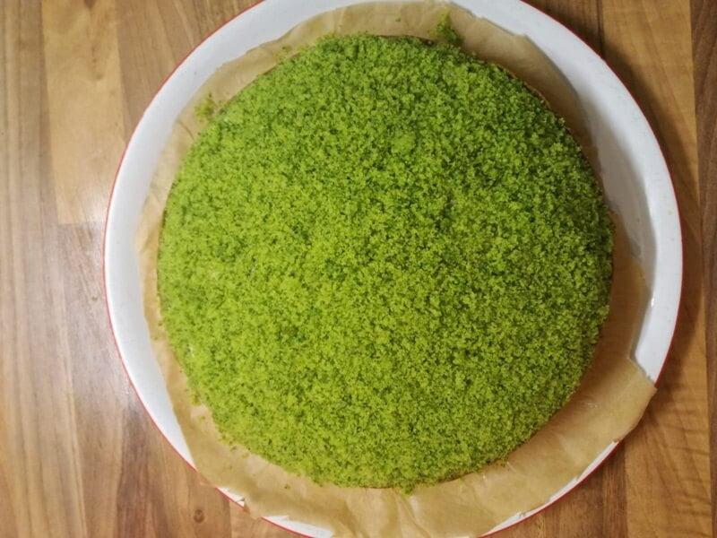 Zin in een Groene Taart met Aardbeien? 25 spinazietaart Zin in een Groene Taart met Aardbeien?