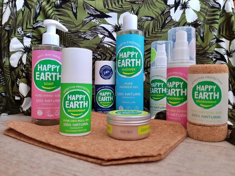 NIEUW: HAPPY EARTH! HELLO NATUURLIJKE VERZORGING MET EEN GLIMLACH! 31 happy earth NIEUW: HAPPY EARTH! HELLO NATUURLIJKE VERZORGING MET EEN GLIMLACH!