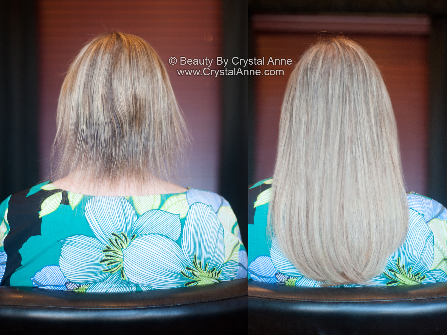 Add Length And Volume To Fine Hair With Hairdreams