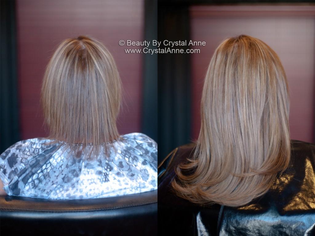 Semi Permanent Hair Extension For Thin Hair Houston Hair