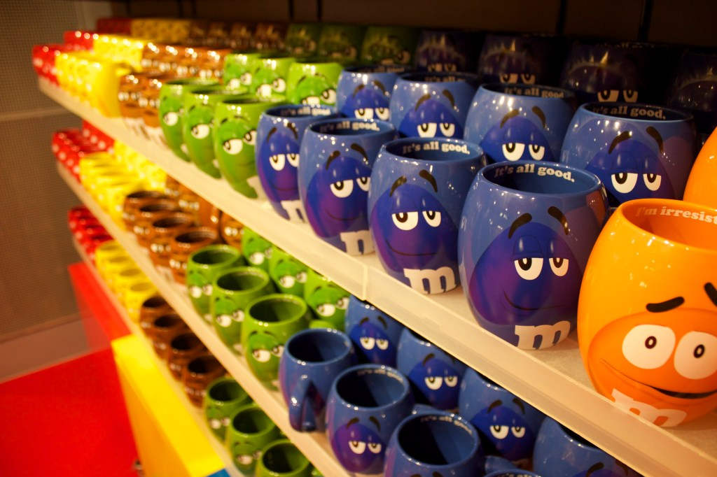 Mug lovers heaven. ♥