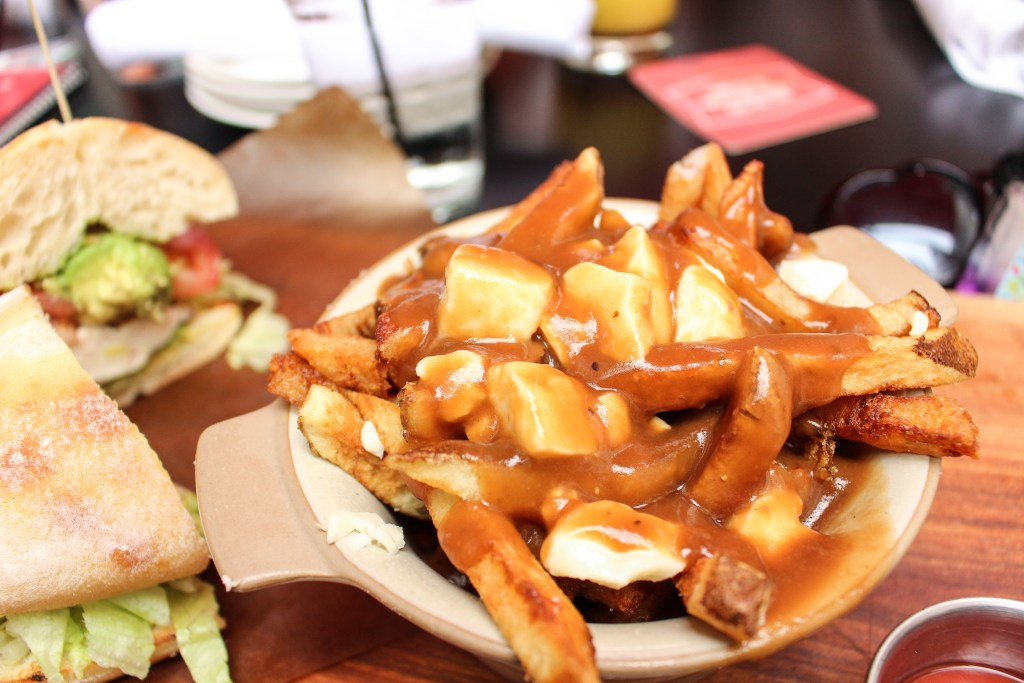 Did you know that Ottawa has a Poutine FESTIVAL every summer? We were, unfortunately, a week too early for it, but let me tell you, this one from Bier Markt was DELICIOUS! #ottawadoespoutineRIGHT