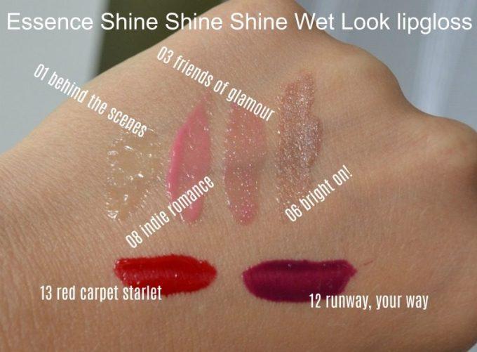Shine Shine Shine Lipgloss by essence #10