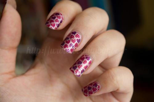 Nail Patch Art