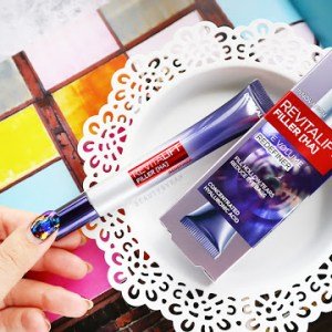 Loreal Revitalift Filler Eye Volume Redefiner Review Singapore