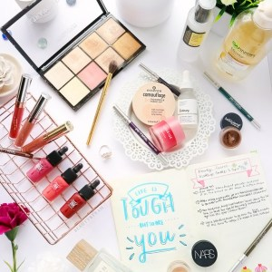 2017 makeup and beauty favourites
