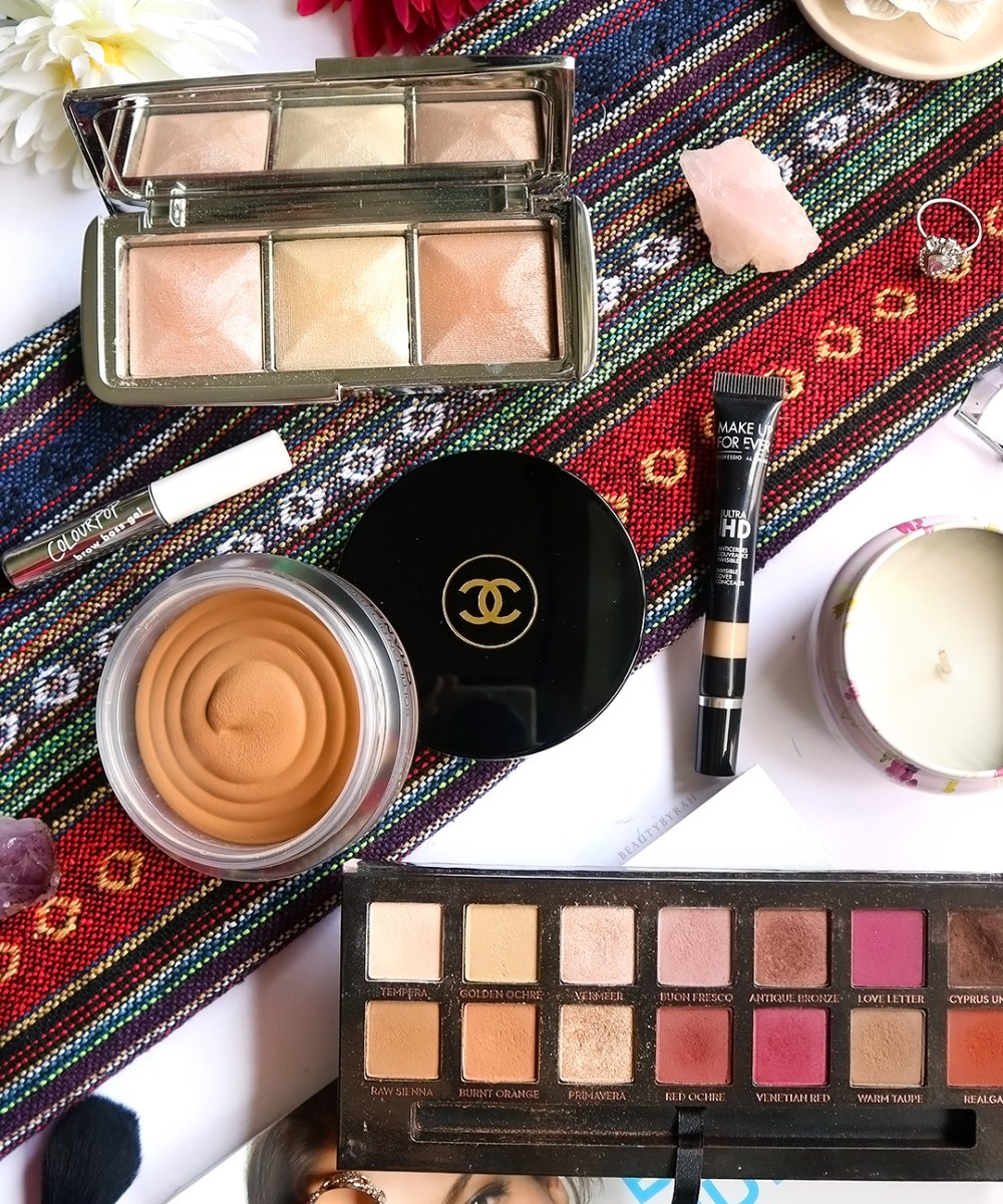 Youtube Makeup recommendations products review
