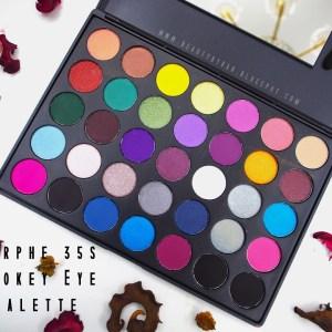 Morphe Brushes 35S Smokey Eye Palette Review