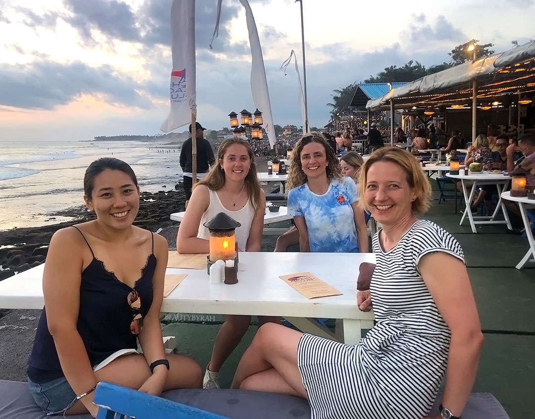 Echo Beach Club Canggu Bali Travel Guide