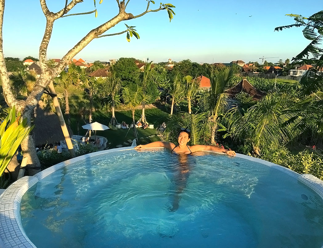 Kosone Hostel Canggu Bali Review
