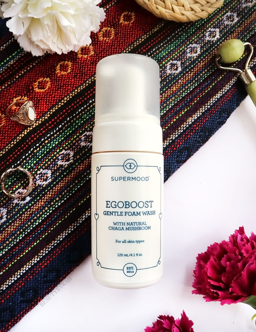 Supermood Egoboost Gentle Foam Wash Review
