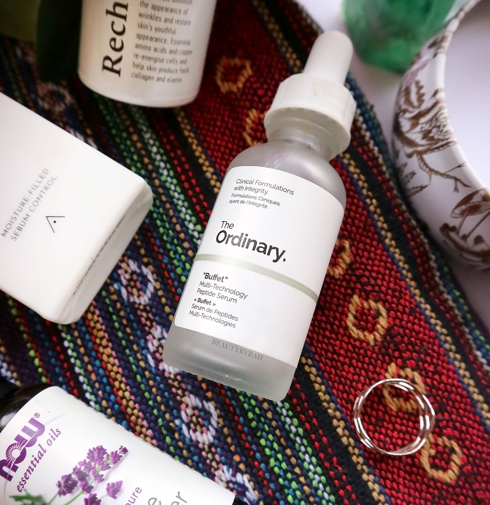 The ordinary buffet peptide serum review