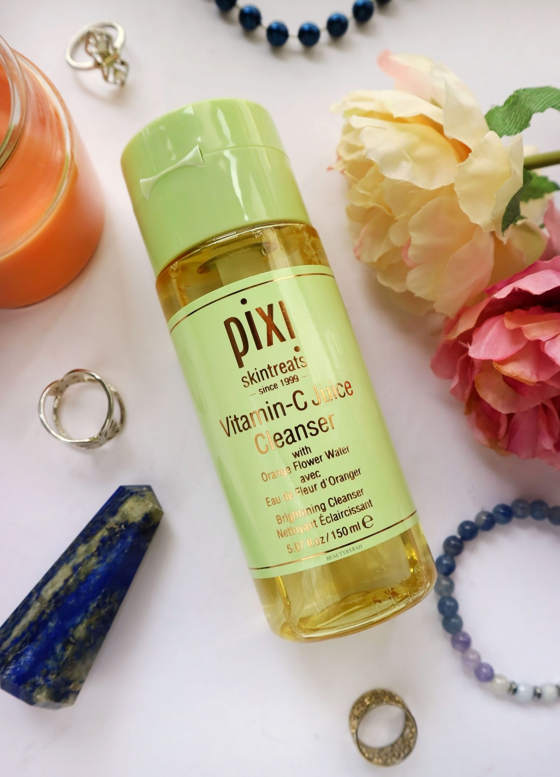 Pixi Vitamin C cleanser review.