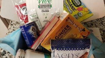 Daily goodie box november