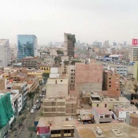 Views over Lima