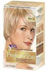 Best Blonde Hair Dye Platinum Dirty Golden Blonde Hair Dye