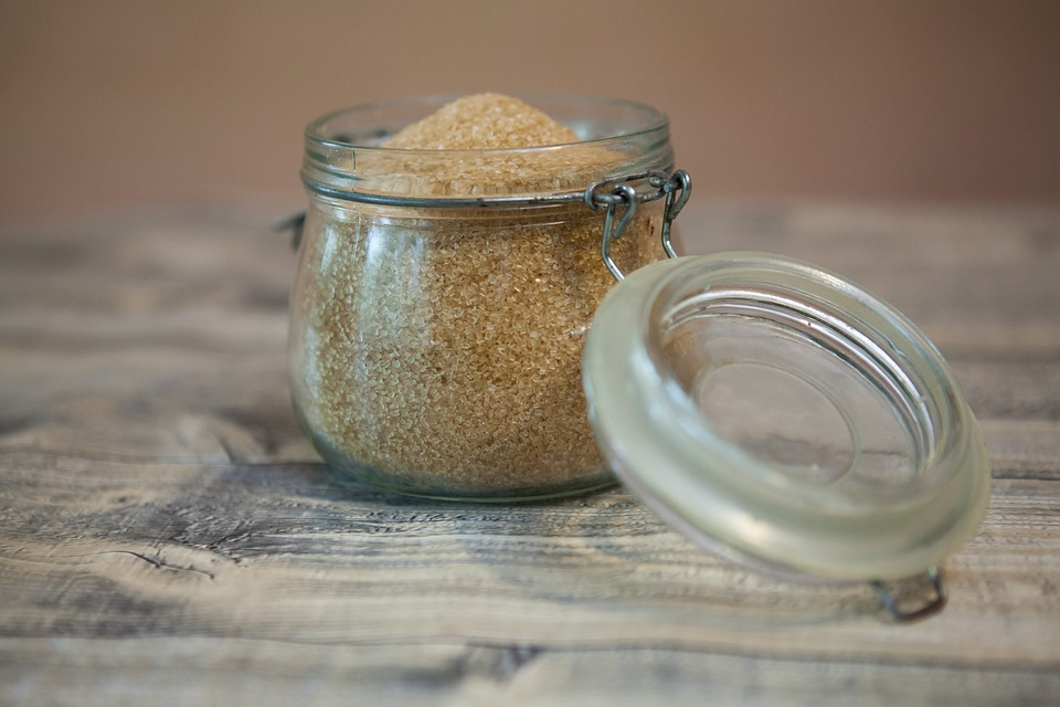 Try My DIY Brown Sugar Body Scrub for Smooth Skin Brown Sugar