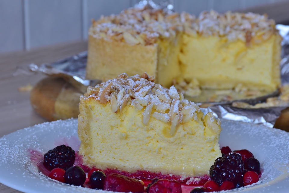 cheesecake custard