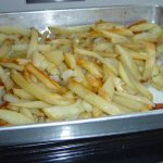 Herb Seasoned Oven French Fries