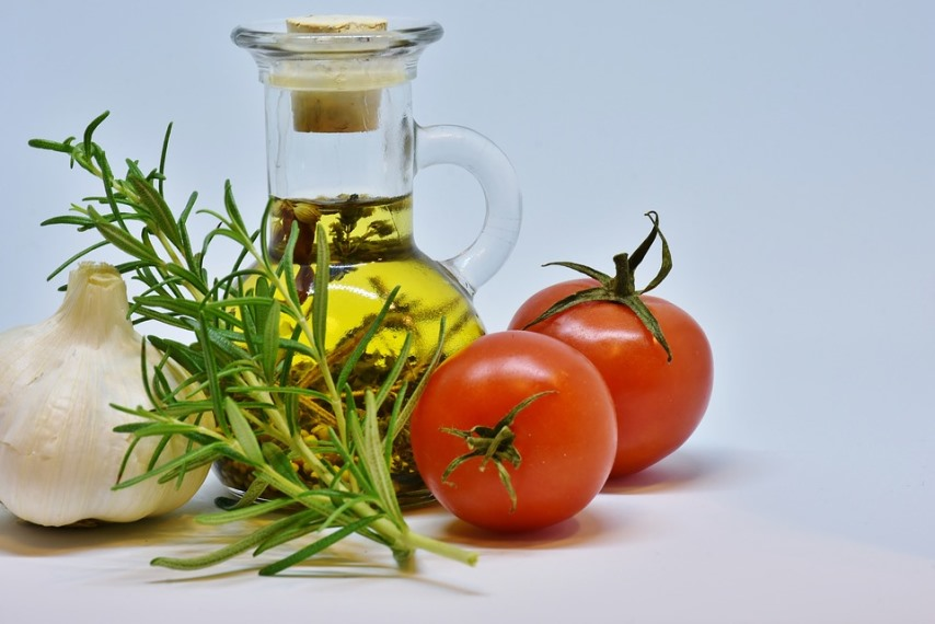 Best Garlic Salad Dressing ingredients