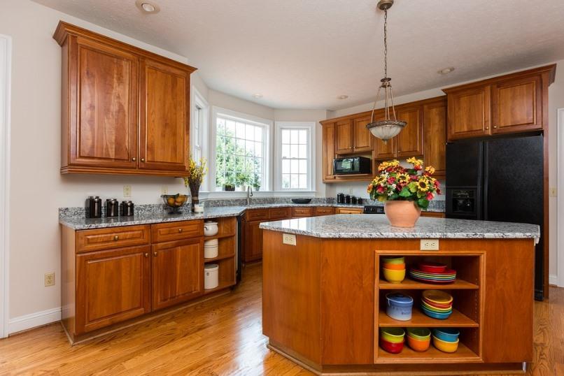 interior maximizing kitchen efficiency