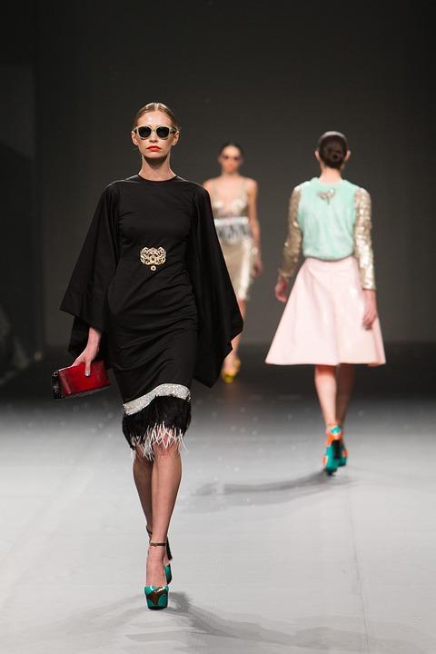 fashion show for fall/winter 2019 fashion