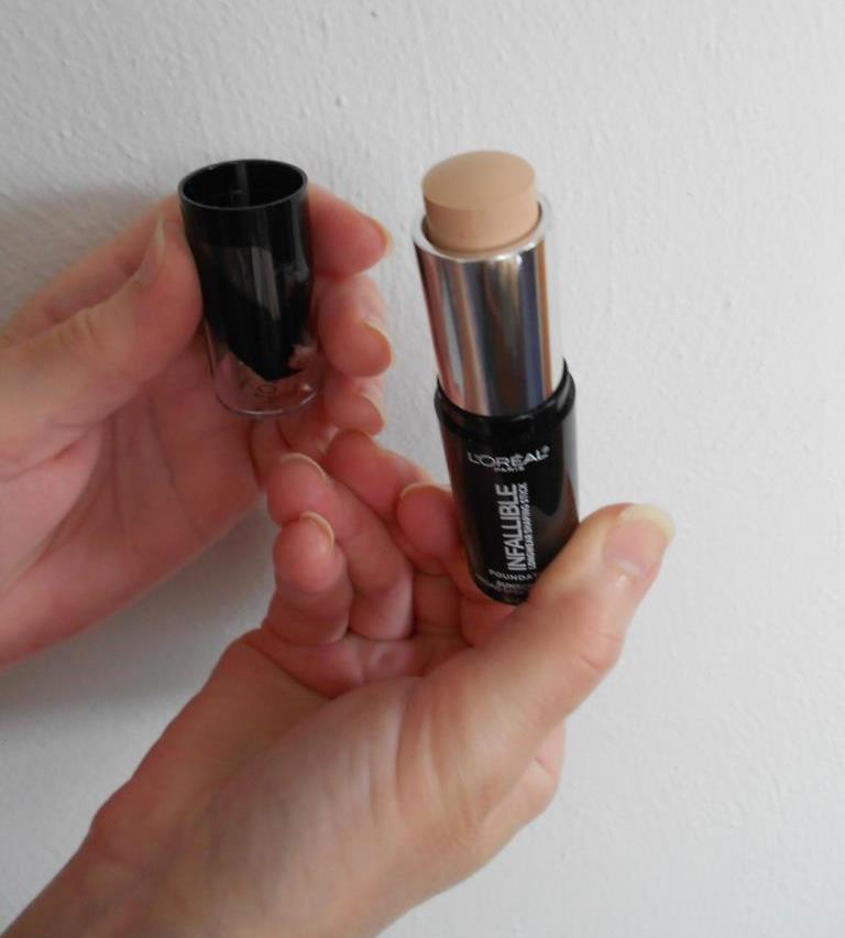 Foundation Stick L'Oreal Infallible Foundation Shaping Stick