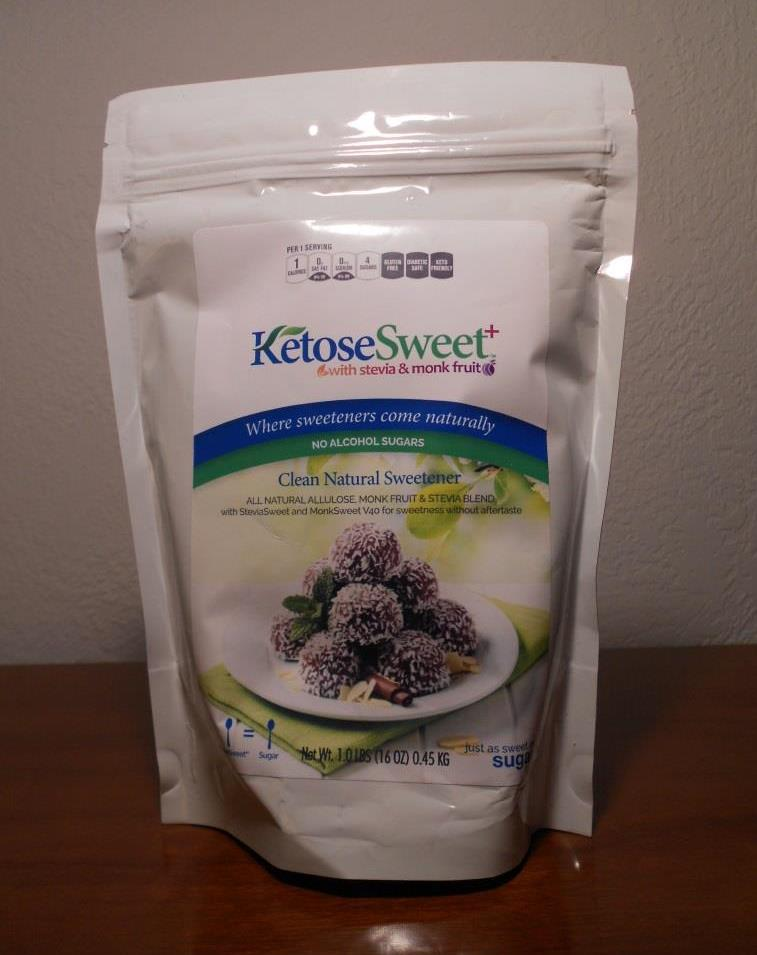 KetoseSweet+ for Oatmeal Batter Bread