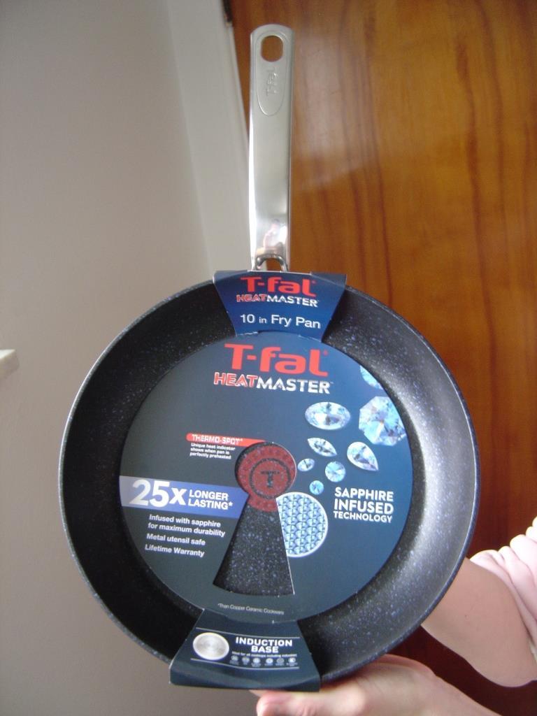 "T-Fal Heat Master 10"" Frypan"